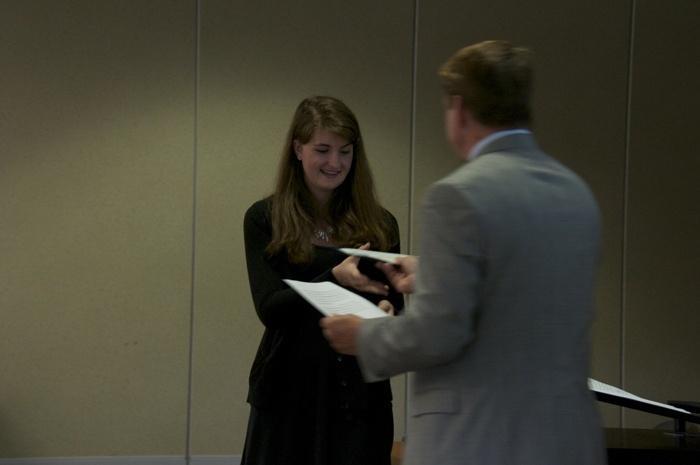 HC Scholarship Winner