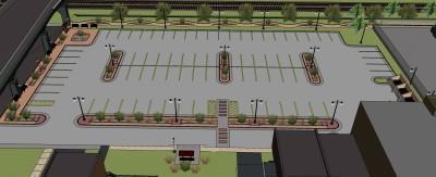 Jefferson Street Parking Lot