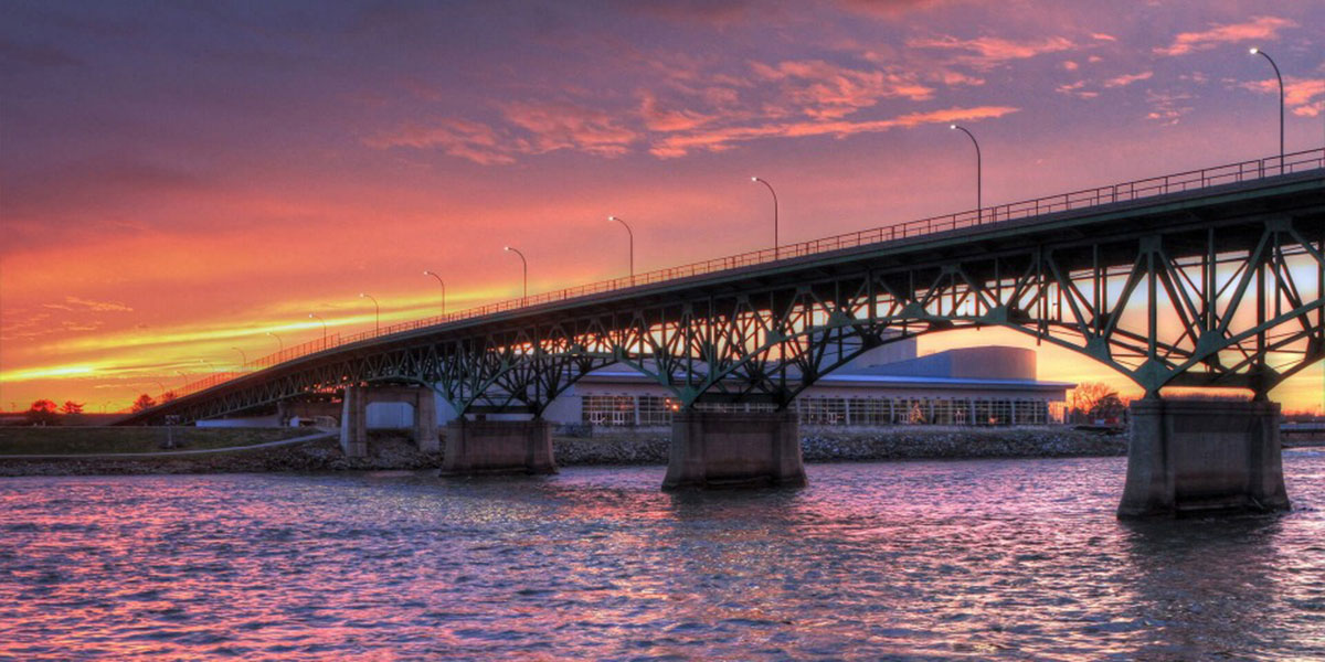 Ottumwa Bridge